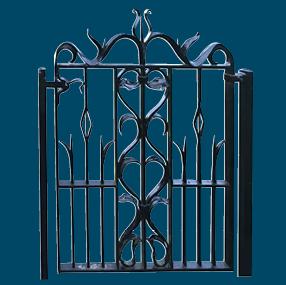gates square